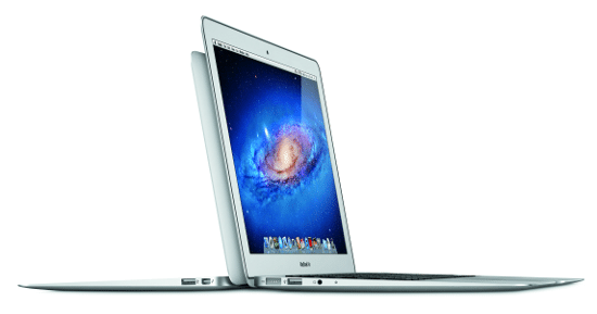 MacBook Air, laptop da Apple que pode ser vendido a US$ 799 a partir do terceiro trimestre de 2012