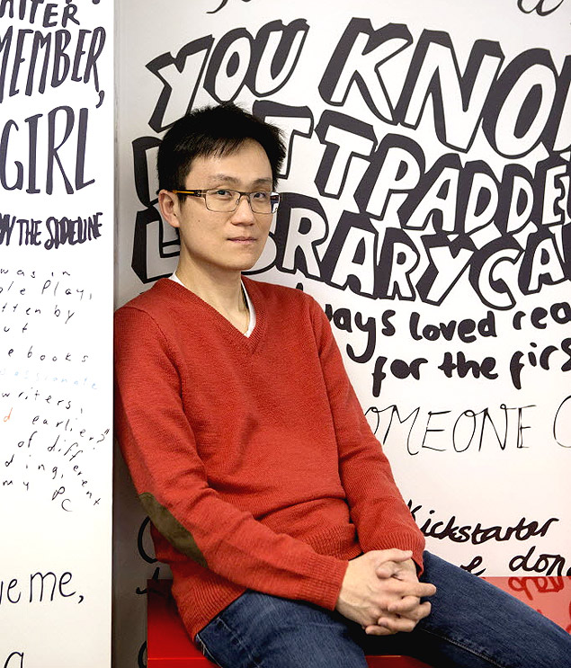 Allen Lau, presidente-executivo do Wattpad