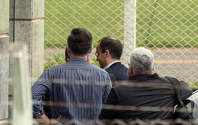 Marcelo Odebrecht, the heir to construction firm Odebrecht, was released from his cell in Curitiba