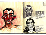 Sketchbook de Leo Gibran