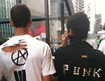 Jovens organizam mais um protesto contra aumento da tarifa do ônibus em São Paulo. Manifestação começou às 17h, na esquina das avenidas Consolação e Paulista  Leia Mais