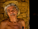 Ant�nio Serra has been waiting for 40 years for the city to fulfill its promise to build him a plastered house