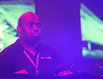Show do DJ Frankie Knuckles no festival SWU