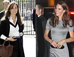 De t�o magra, a duquesa de Cambridge Kate Middleton virou refer�ncia em blogs pr�-anorexia Leia mais