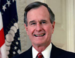 41. 1989-1993: George Bush, republicano