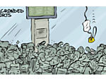 Overcrowded Airports (19/01/2012)