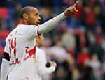 Thierry Henry, do New York Red Bulls: R$ 27,3 milh�es Leia mais