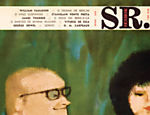 Reproduo de capa da revista &quot;Senhor&quot;, que  tema de livro pela Imprensa Oficial do Estado de So Paulo