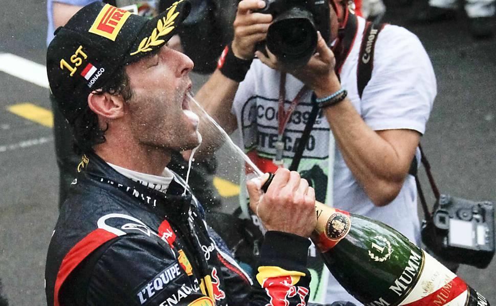 Monaco libres el jueves 24 de mayo.
