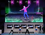 Demonstra��o do jogo �Just Dance 4� para Nintendo Wii U