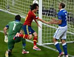 Gol de David Silva sobre a It�lia na final da Eurocopa 2012 Leia mais