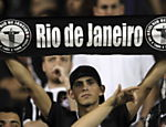 Torcedor do Corinthians do Rio de Janeiro aguardam incio do jogo contra o Boca Saiba mais sobre a partida