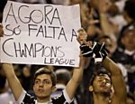 Torcedores do Corinthians aguardam incio do jogo contra o Boca Saiba mais sobre a partida