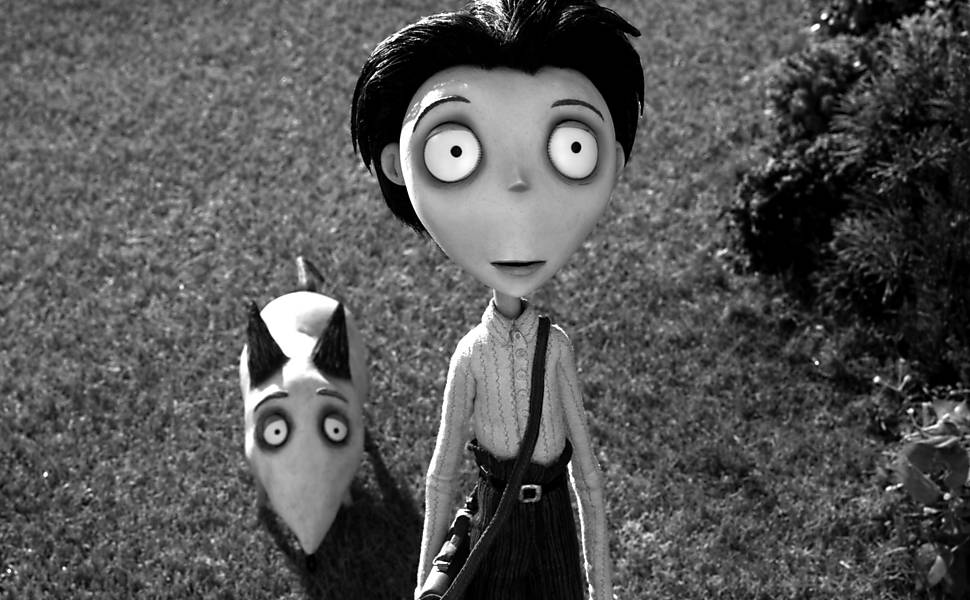 O Mundo de Tim Burton - Personagens