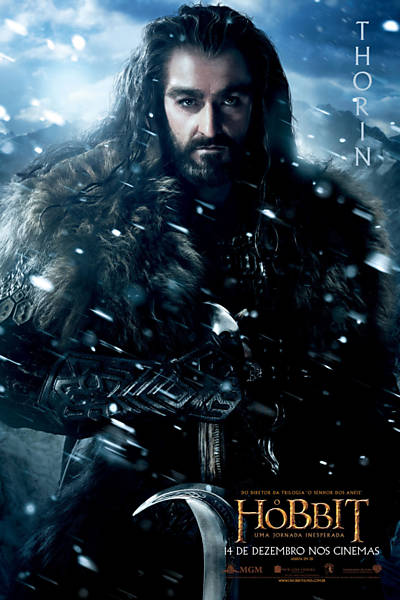 Richard Armitage vive Thorin