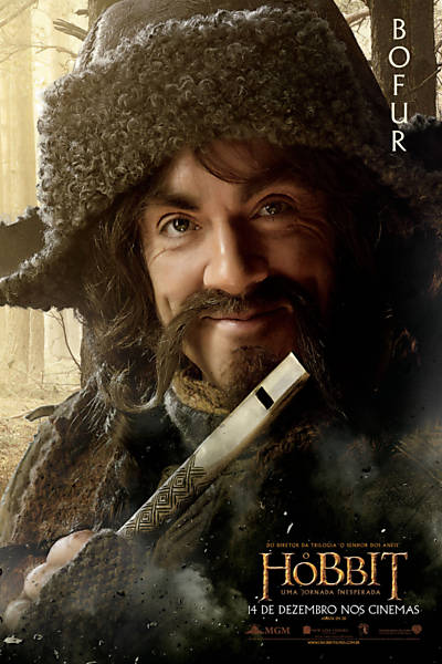 James Nesbitt é Bofur