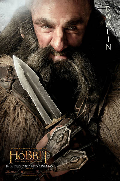 Graham McTavish vive Dwalin