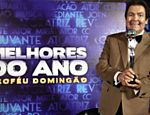 "Fausto Silva no ""Melhores do Ano"" do seu programa ""Doming�o do Faust�o"""