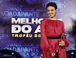 "�sis Valverde no ""Melhores do Ano"" do ""Doming�o do Faust�o"""