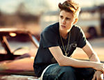 Justin Bieber em ensaio para a revista &quot;Teen Vogue&quot;