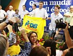 O senador A�cio Neves (MG) participa de evento do PSDB em Macei� (AL)