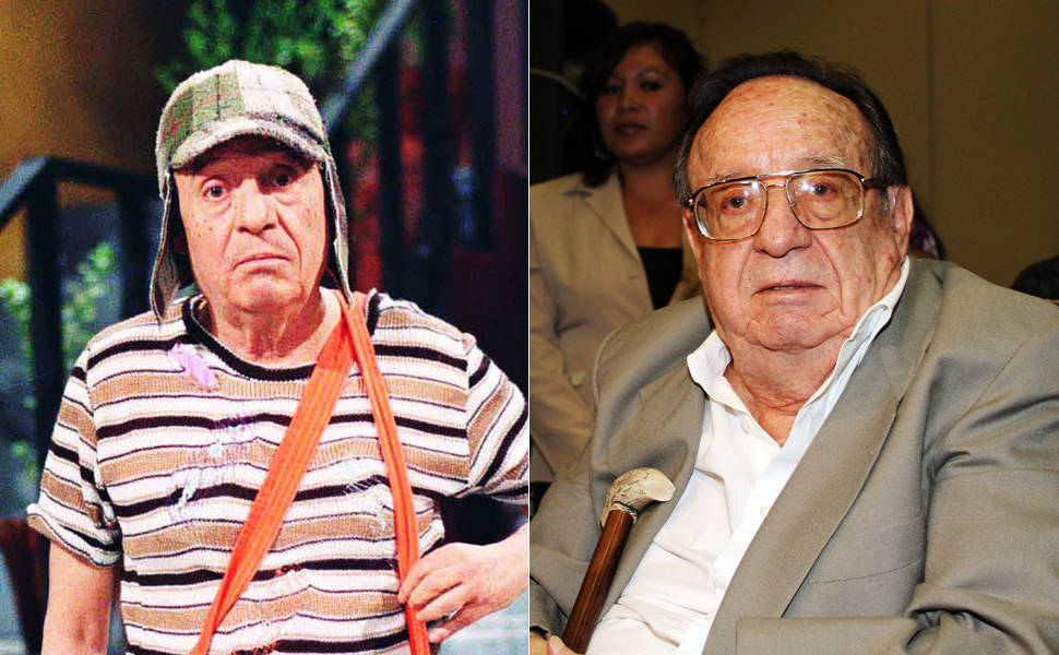 Personagens de 'Chaves