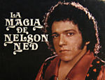 "Capa do disco ""La Magia de Nelson Ned"""