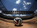 FIFA said that the Arena da Baixada is in danger of being excluded from the 2014 World Cup