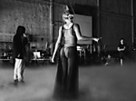 Beyonc� no ensaio para a performance do Grammy 2014