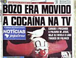 Bozo movido a coca�na
