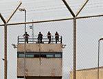 Greve dos agentes penitenci�rios