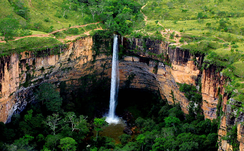 Main attractions of Cuiabá