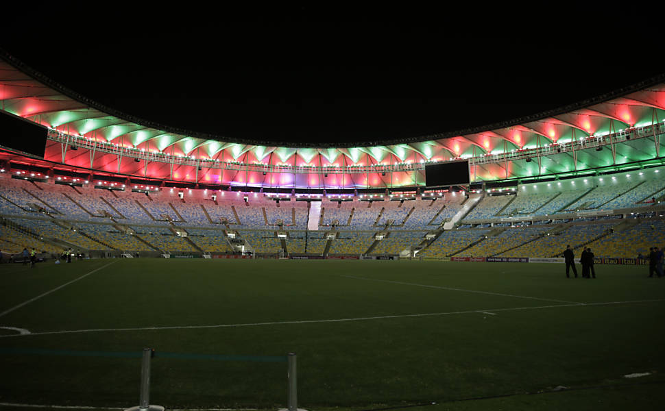 The 12 stadiums of the World Cup