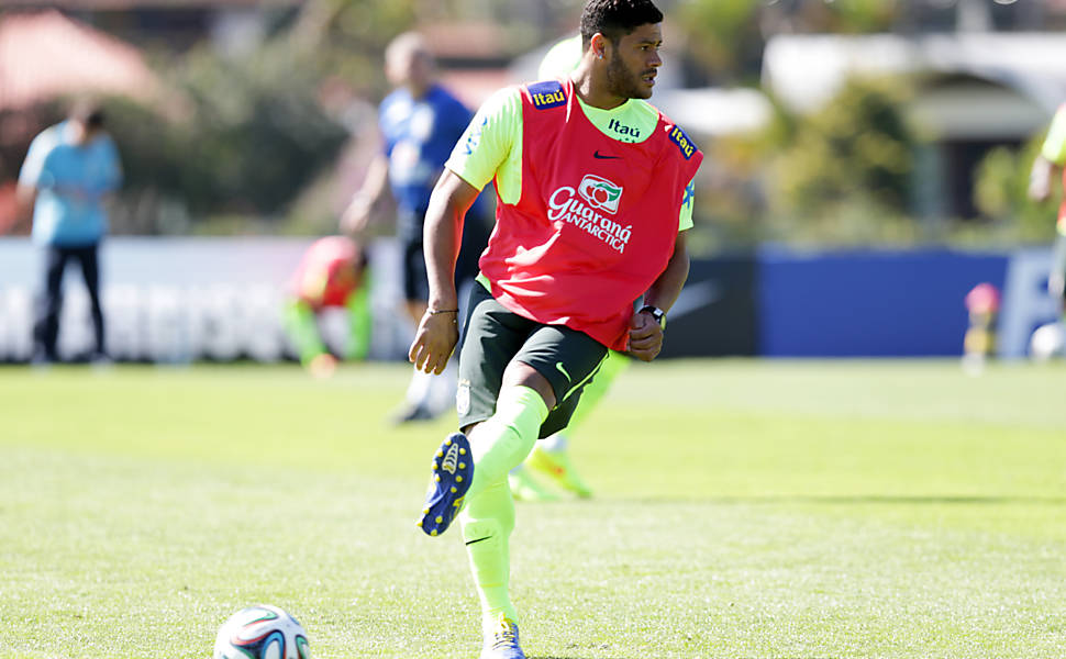Brazil's World Cup Training- 11th day