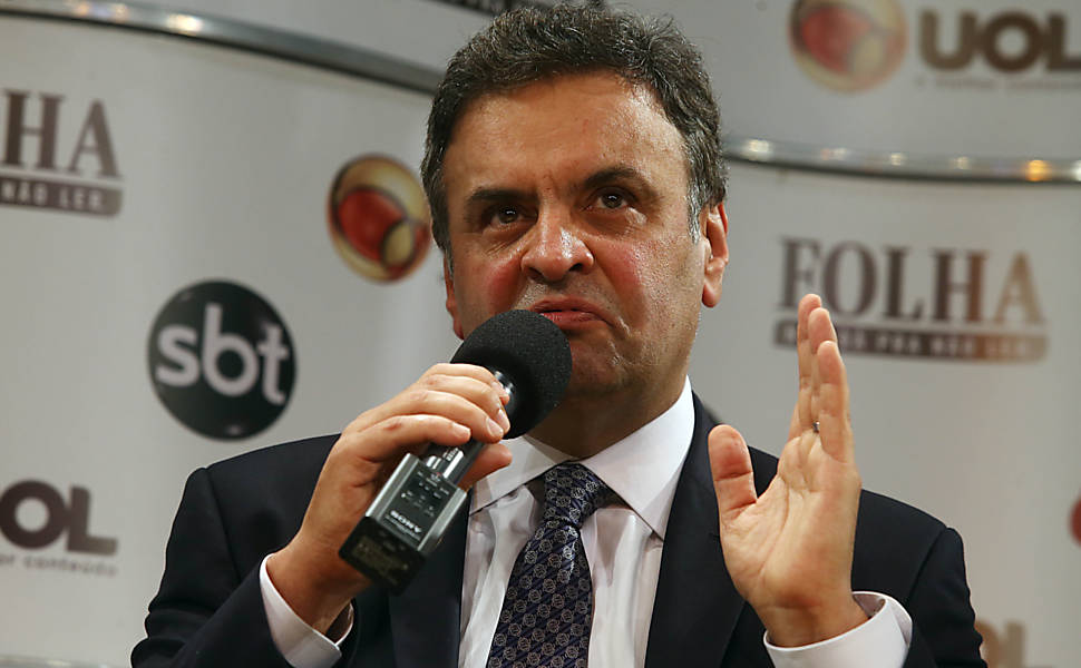 Sabatina com Aécio Neves
