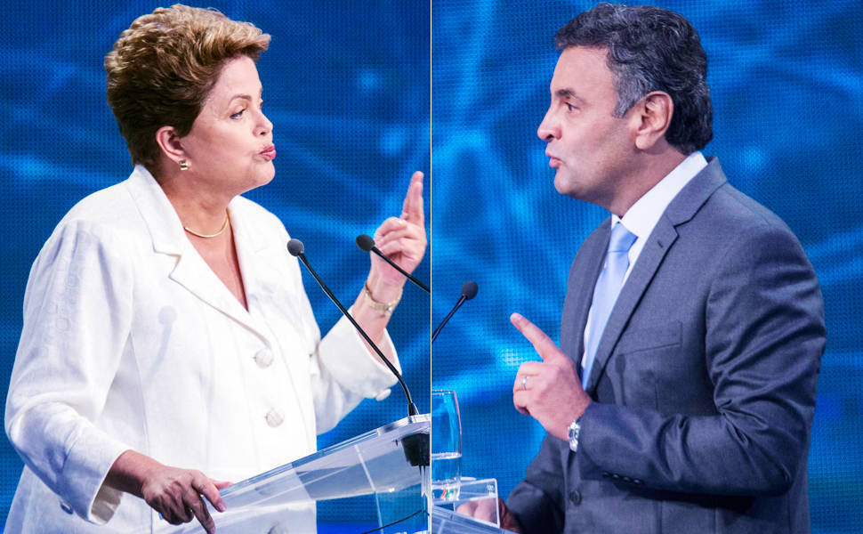 Debate Band dos candidatos � Presid�ncia