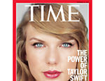 Taylor Swift na revista Time