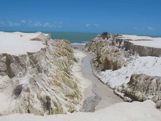 Route of the Cliffs, Ceará