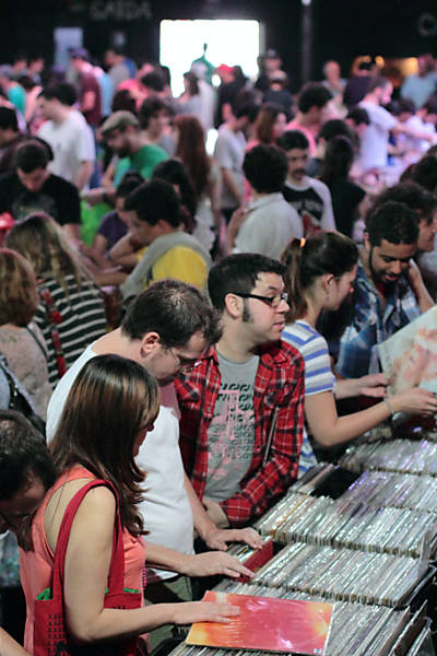 Evento Record Store Day