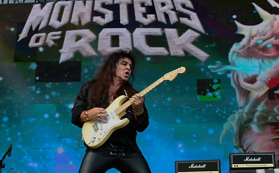 Monsters of Rock 2015 - 2º dia