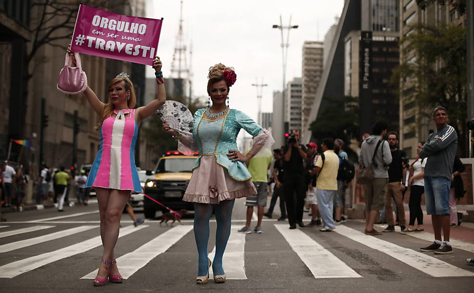 Parada do Orgulho Gay 2015