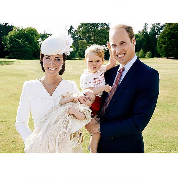 Princesa Charlotte de Cambridge