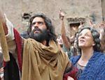 Moisés transforma água em sangue