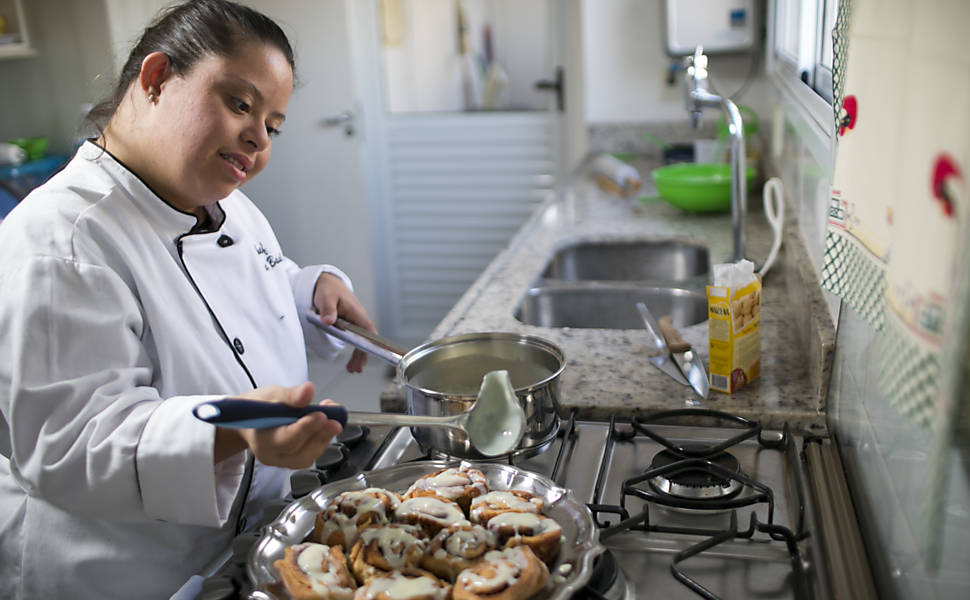 Chef Laura Basílio