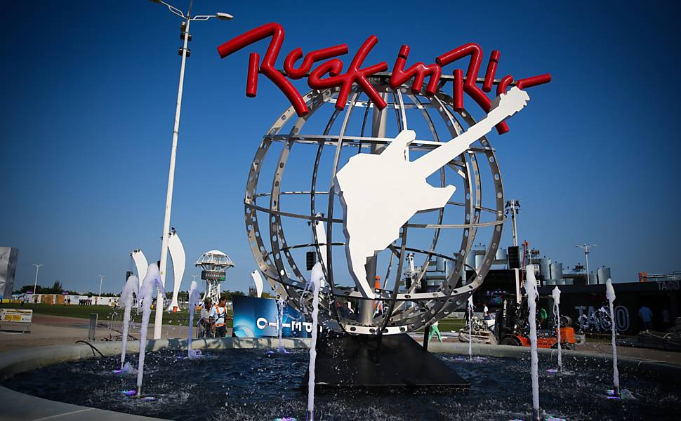 Esquenta do Rock in Rio