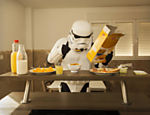 Os 'Stormtroopers' est�o entre n�s