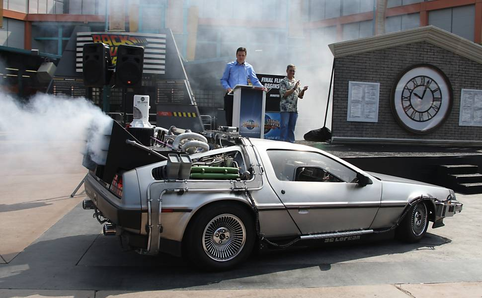 Delorean Dmc 12 05 01 2019 Classificados Fotografia Folha De S Paulo