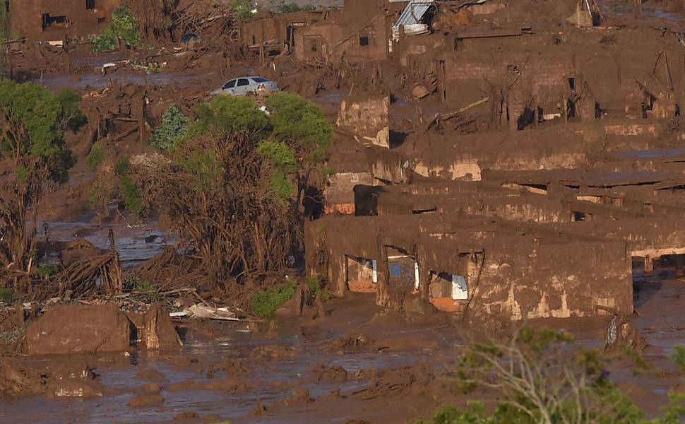 Mining Dam Collapses in Brazil