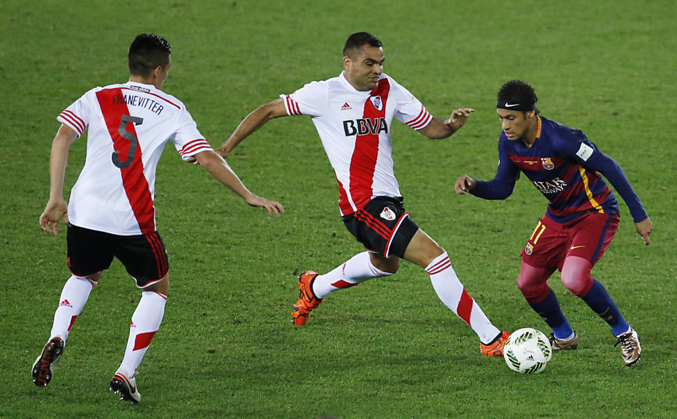 River Plate x Barcelona