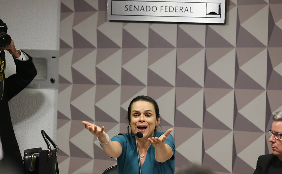 Comiss�o do impeachment do Senado